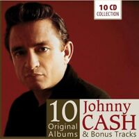 Cash Johnny - 10 Original Álbumes Nuevo CD