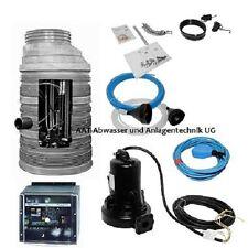 Pumpstation PKSD 1000-40 mit MultiCut Pumpe UFK 20/2M plus Jung Pumpen