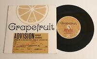 """Grapefruit / Lullaby / Apple recording / 2016 RSD 7"""" 45 & PS / Beatles Related"""