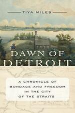 Miles Tiya-The Dawn Of Detroit Hardcover