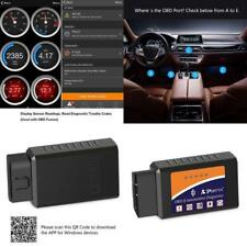 Best Check Diagnostics Tool Bluetooth Car Health ODB2 34T5 Android Phone Device