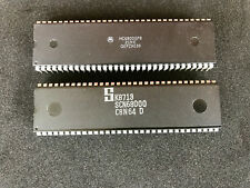 2 x CPU 68000 para Atari/amiga 500/a2000/CDTV..., #0012018