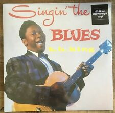 B.B. King (BB) - Singin' The Blues LP [Vinyl New] 180gm Vinyl {Import}