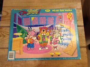 Jaymar Yogi Bear Frame Tray Puzzle #2315 VGC 1992