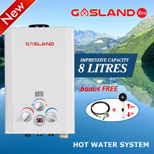 GASLAND Gas Hot Water System- Caravan Outdoor Instant LPG Horse Wash Camping