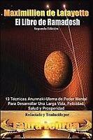 El Libro de Ramadosh: 13 Tecnicas Anunnaki-Ulema de Poder Mental Para / Book ...