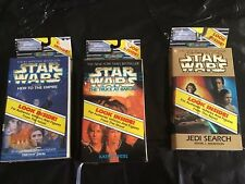 Star Wars Micro Machines - Heir to the Empire, Truce At Bakura & Jedi Search