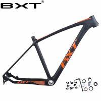Bike Frame mountain frame 27.5er Full carbon 650B Black Matt//Glossy MTB Frame