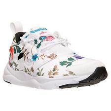 Reebok Furylite SR White/Blue/Gold/Tangerine Women's shoes v63575 size 8