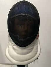 Fencing Mask Size S. 350N EN 13567 LEVEL 1. Slightly Used. See All Pictures