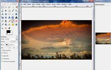 Cámara Digital foto D Fotografía Digital de software de edición de imágenes Conjunto Completo