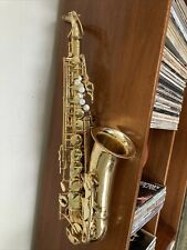 Vintage Conn 1970 N Prefix Alto Saxophone SN # N140221. Estate Find - Untested.