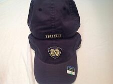 NOTRE DAME COLLEGE NCAA ADIDAS SLOUCH STRETCH HAT OSFA