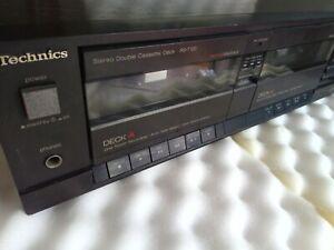 Doppia Piastra a cassette Technics RS-T130 Vintage