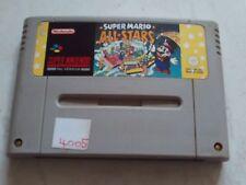 Super Mario All Stars - Raro Super Nintendo Snes Gioco