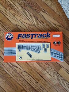 Lionel Fastrack 6-81952 072 Right Hand Remote/ Command Switch