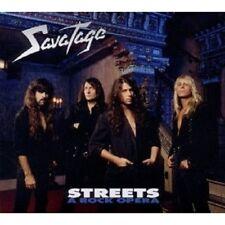 "SAVATAGE ""STREETS - A ROCK OPERA (2011 EDITION)"" CD NEW+"