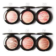 Portabel Beauty Makeup Women Baked Blush Palette Face Cheek Blusher Cosmetics 05