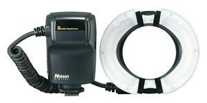 Nissin MF18 Macro Ring Flash for Nikon Digital Camera - MF18N