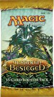 * Mirrodin Besieged - Booster Pack x 1 * Brand New - From Sealed Box - MTG