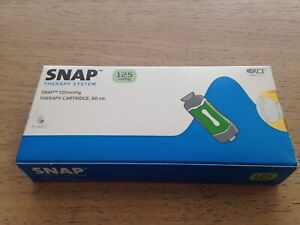 KCI SNPA125US Snap Therapy System, 125mmHg, 60mL (X)