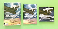 Microsoft Flight Simulator 2004: A Century of Flight PC
