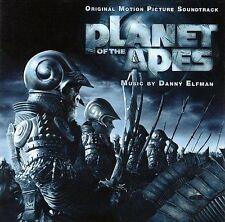 Planet Of The Apes ~ Original Soundtrack Cd ~ Danny Elfman ~ Like New