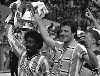 Coventry City FA Cup 1987 Bennett Houchen 10x8 Photo