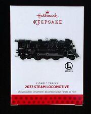 2037 Steam Locomotive - LIONEL TRAINS - 2013 Hallmark Keepsake Ornament - MIB