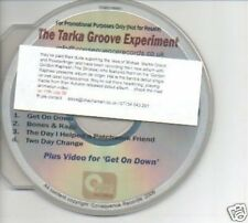 (O977) The Tarka Groove Experiment, Get On Down - DJ CD