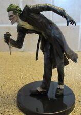 """Batman Arkham Orgins Joker DC Triforce 6"""" Action Figure w/ Stand"""