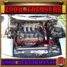 RED 1993-1997/93-97 FORD PROBE GT/MAZDA MX6/626 2.5 2.5L V6 COLD AIR INTAKE KIT