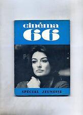 CINÈMA 66-Le Guide Du Spectateur N. 108#Federation Francaise des Cinè Clubs 1966