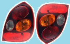 TOYOTA COROLLA E11 HATCHBACK 3DRS 1997 99 REAR TAIL LIGHTS PAIR LEFT RIGHT NEW