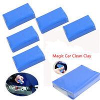 5/10/15pc Magic Car Clean Clay Bar Detailing Wash Cleaner Sludge Mud Remove Auto