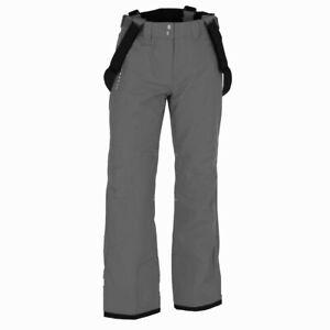Mens Dare2b CERTIFY GREY Ski Pants S - 3XL Soft-shell SHORT LEG Trousers