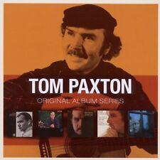 Tom Paxton - Original Album Series: Ramblin' Boy/Outward Bound/Morning A...