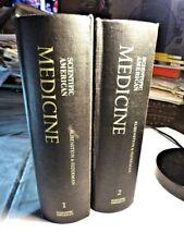Scientific American Medicine - Vols. 1 and 2 by Rubenstein & Federman (HB, 1987)