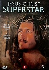 Jesus Christ Superstar DVD Ted Neeley; Yvonne Elliman; NEW SEALED FREEPOST