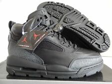 NIKE JORDAN WINTERIZED SPIZIKE (GS) BLACK SZ 5Y-WOMENS SZ 6.5 [414839-001]