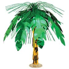 "Palm Tree Cascade Centerpiece 18"" Luau Party Supplies and Decorations"