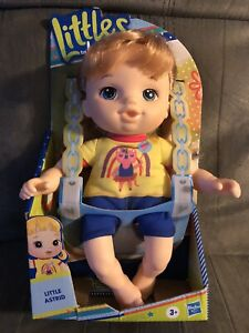 "NEW Littles by Baby Alive, Little Astrid 9"" Doll - Age 3+"