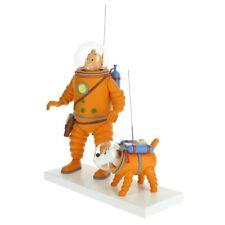 Figur Tim und Struppi als Astronauten - Tintin & S. Astronaut (Moulinsart 44023)