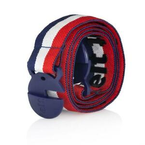 Jelt Belt No Show Elastic Stretch Belt | For Men & Women | Eco-Friendly | USA