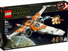 Lego Star Wars Poe Dameron's X-wing Fighter (75273)