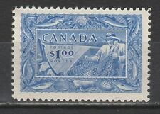 CANADA 1951 FISHING RESOURCES $1