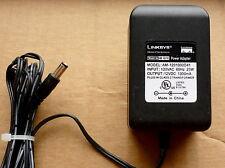 Linksys AM-1201000D41 12VDC 1A 5.5mm 2.1mm x 11mm PS