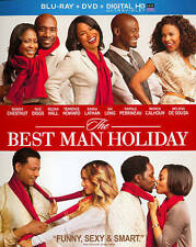 The Best Man Holiday (Blu-ray/DVD, Digital HD, 2014) - Brand NEW