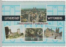 (99494) AK Lutherstadt Wittenberg, Mehrbildkarte, 1964