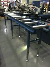Roller Conveyor Kit. 360mm x 3000mm. Complete with Adjustable Height Legs